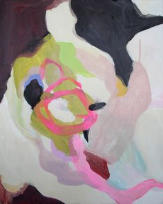 "Saatchi Online Artist: Wayne Mok; Acrylic, 2010, Painting ""For Always #2"""