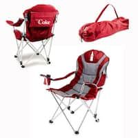 The Coca Cola Reclining Camp Chair is no ordinary camp chair. The Coke Reclining Camp Chair features a padded seat and back rest covered in durable polyester canvas, a folding steel frame that ca Coca Cola Decor, Coca Cola Ad, Always Coca Cola, Pepsi, Camping Chairs, Patio Chairs, Outdoor Chairs, Tote Storage, Storage Room