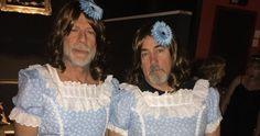 """Das Bild des Tages: The  """" R eal"""" Shining Twins ^^  Solltest du heute nach einem Brückentag doch wieder im Büro sitzen, dann habe ich wa..."""