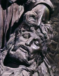 Donatello - Giuditta e Oleferne (particolare, Firenze, Palazzo Vecchio, 1465).jpg