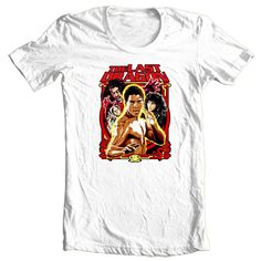 ccecf8a60 The Last Dragon (Barry Gordy's) T-shirt retro movie cotton graphic tee - T- Shirts, Tank Tops