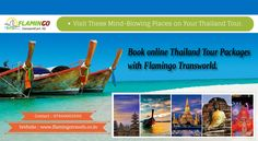 Visit #Mind-Blowing #Places on Your #Thailand #Tour