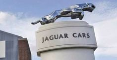 Jaguar Land Rover in Gaydon, Warwickshire