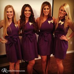 Sorority recruitment dresses by Revelry! Adorable and affordable!! Group order discounts available.