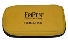 Voor een tropische vakantie: Om je EpiPen bij temperaturen boven de 25°C koel te houden, is er een speciale EpiPen koeltas. Hierin kun je maximaal 4 EpiPennen meenemen en koel houden.