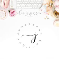 Typography Logo Call