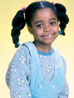 """Keshia Knight-PulliamKeshia started acting professionally at age 3 when she won a gig on """"Sesame Street."""" By 4, she was starring alongside Bill Cosby as Rudy, the youngest Huxtable on """"The Cosby Show."""" At age 6, she was nominated for an Emmy for Best Supporting Actress, making her the youngest actress ever up for the honor."""