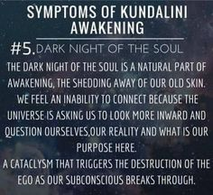 Symptoms of kundalini awakening Spiritual Enlightenment, Spiritual Path, Spiritual Growth, Spiritual Awakening, Spiritual Quotes, Wisdom Quotes, Quotes Quotes, Reiki, Consciousness Quotes