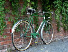 bicycle Favorit, 1962 – noelgabriel – album na Rajčeti Vintage Bicycles, Album, Model, Bicycles, Scale Model, Models, Template, Pattern