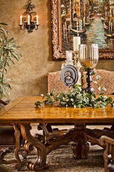 Home Interior Decorator Dallas | Interior Decorating Dining Rooms ...