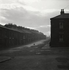 Looking up Penn Street, c. 1957 - Scotswood Road - Photography - Amber Online