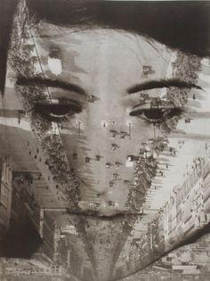 Aenne Biermann, Paris 1929 (from All Things Amazing)