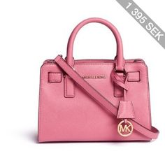 Michael Kors 'Dillon' small saffiano leather satchel