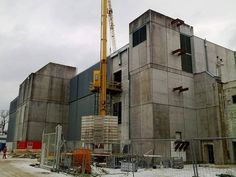 1 & 1 Internet data center in Hanau, Germany – currently under construction – is in an institution called New MOX. The facility was built in the 1980s to produce mixed oxide rods of enriched uranium and plutonium, but it never became operational.  View all data centers in Germany here: http://www.datacentermapping.com/search/data-centers/germany
