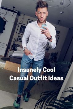 Casual Street Styles outfits you can steal from this style star. Go for it! | Casual Men's Fashion | Fashion Trends and Tips | Young Urban Male @ Ricky's Turn |
