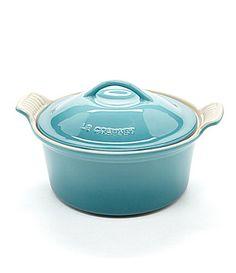 Le Creuset - Caribbean blue color