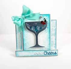 Create beautiful Christmas Shaker Cards with ease using our Gemini Christmas Shaker Card Stamps and Dies! Project by: Angie Valle Peters Good Morning Today, Crafters Companion Gemini, Shaker Cards, Beautiful Christmas, Craft Projects, Christmas Cards, Paper Crafts, The Incredibles, Holiday