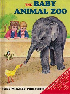 vintage kids Rand McNally Start Rite Elf book by OnceUponABookshop, $4.50