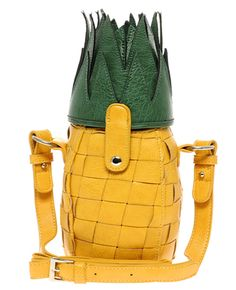 Pineapple purse by ASOS