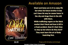 """""""The Body Snatchers"""" by Love Maddox Promotional Flyers, Flyer Design, Life"""
