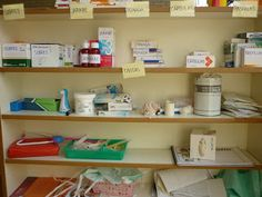 Piruleta colorines: RINCÓN DEL MÉDICO Bathroom Medicine Cabinet, Ideas, Blue Prints, Kid, Thoughts
