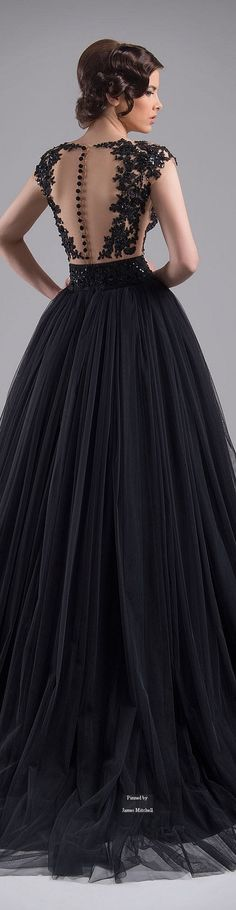 Chrystelle Atallah  Couture Collection Spring-summer 2015