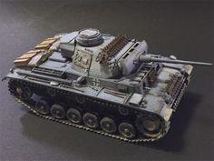 1/48 III号戦車 | これを使って錆を表現してみた ...