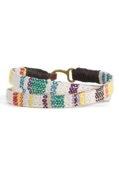 Aimee Lynn 'Tribal' Wrap Bracelet $8