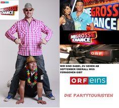 """Wir sind bei """"Die große Chance"""" dabei :-) Party, Style, Stylus, Fiesta Party, Parties, Ballerina Baby Showers"""