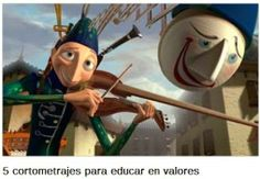 Pixar - One Man Band on Pixar short films - video dailymotion Pixar Shorts, Disney Shorts, Spanish Classroom, Teaching Spanish, Short Film Video, Movie Talk, Educational Videos, Animation Film, Stop Motion