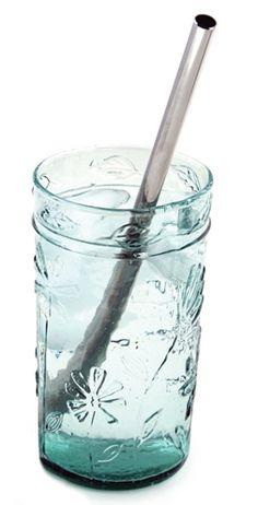 U•Konserve Nerezová brčka na pití (2 ks)