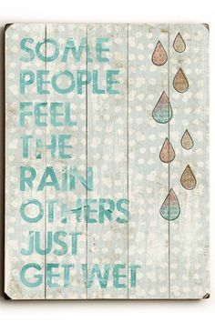 Which is pretty  much why I hardly ever use an umbrella.....never worry about getting wet because you always dry out.....