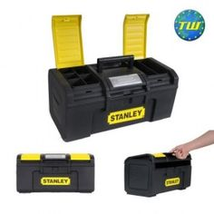 Stanley 24in One Touch Toolbox 60cm  1-79-218