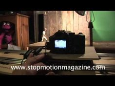 Camera Dolly for Stop Motion Animation - YouTube