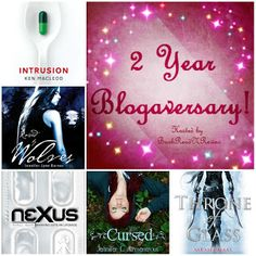 Two Year Blogaversary hosted by BookReadNReview!