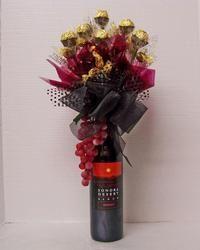 Bouquet Bottle Topper