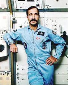 Wubbo Ockels, ESA; STS-61A