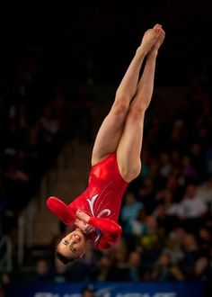 AT&T American Cup and Victoria Moors   Gymnastics a Week 101