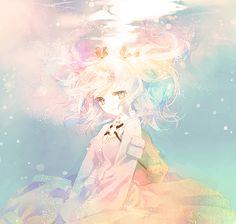 anime, kawaii, and anime girl 이미지