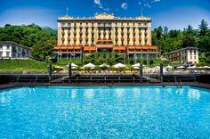 Grand Hotel Tremezzo Lake Como, Italy