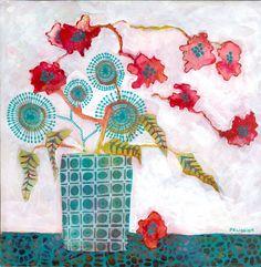 Sandrine Pelissier - Sandrine Pelissier, Zen Art Nouveau