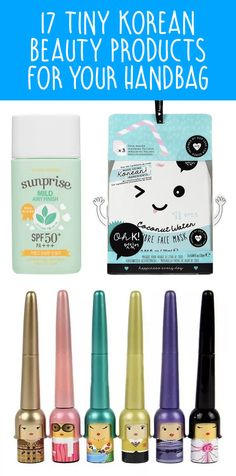 """17 Korean Beauty Products That'll Make You Say, """"Why Don't I Own That Already?"""""""