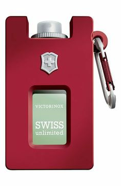 Victorinox Swiss Army 'Unlimited' Eau de Toilette Rubber Spray (Refillable) 2.5 oz