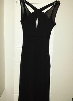 Kaufe meinen Artikel bei #Kleiderkreisel http://www.kleiderkreisel.de/damenmode/lange-kleider/119913000-schwarzes-langes-kleid-elegant-und-sexy