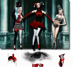 72 best sims harley quinn images on pinterest harley quinn sims