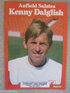 Kenny Dalglish Testimonial