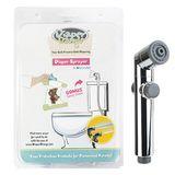 AIO Cloth Diaper Toilet Sprayer with Shield