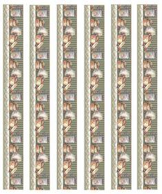 Download Dollhouse Wallpaper Borders 01