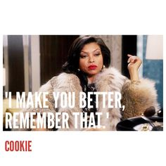 Cookie Lyons Empire Quote