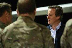 David Cameron - Provided by National Journal